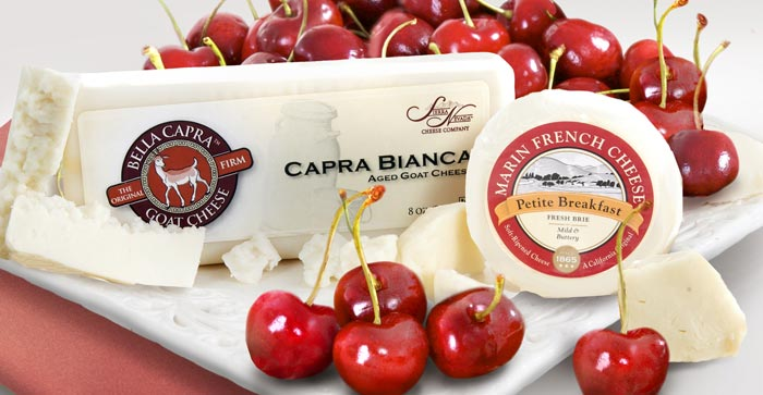 June Fruit and Cheese Club