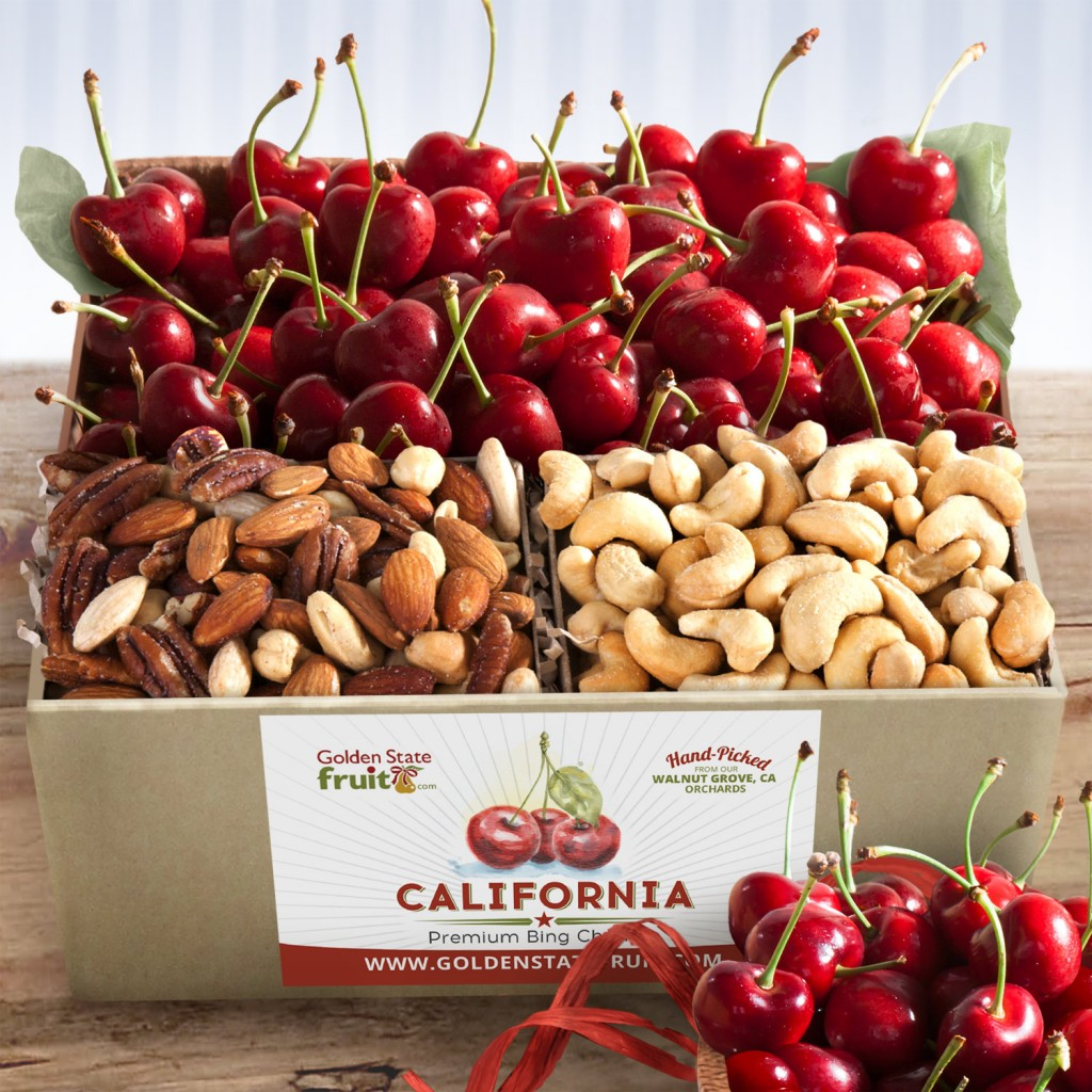 Golden State Fruit Bing Cherry Gifts