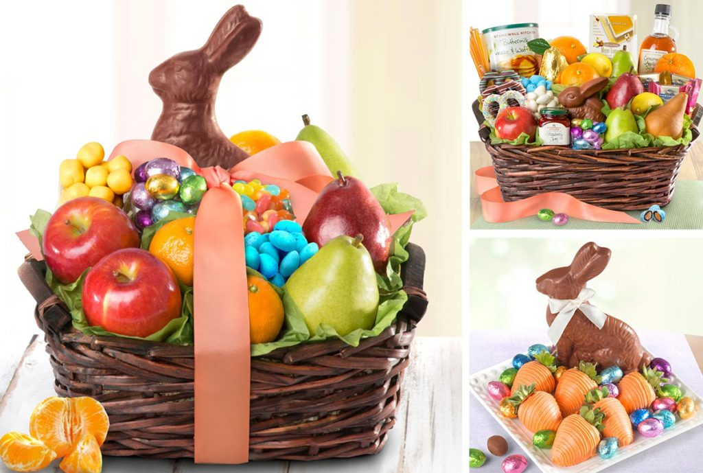 Spring is here and so are our favorite gift ideas for easter easter gift basket ideas negle Images